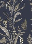 Into The Woods Cembra Navy Wallpaper 98544 By Holden